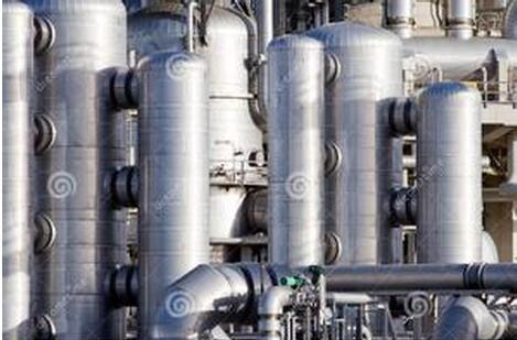石油化工业